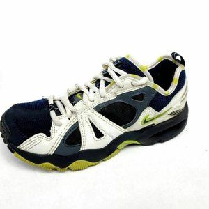 Nike Mens 7.5 Air Terra Central Obsidian Athletic